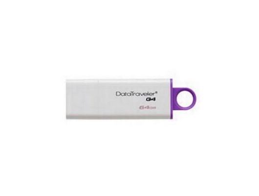 Kingston DataTraveler I G4 Purple 64GB USB 3.0