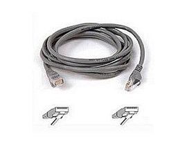 Belkin 0.5m CAT5E Patch Cable (Grey)
