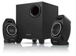 Creative A250 2.1 Speaker System (Black) *Open Box*