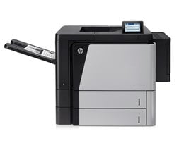 HP LaserJet Enterprise M806dn (A3) Mono Laser Networked Printer 1GB 10.9cm Touchscreen LCD 56ppm 300,000 (MDC)