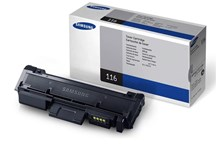 Samsung 116  (Yield 1,200 Pages) Black Toner Cartridge for M2625/M2675/M2875 Printers
