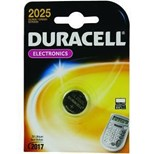 Duracell DL2025 (3V) Lithium Button Battery