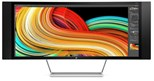 HP Z Display Z34c (34 inch) Ultra Wide Curved Display 3000:1 350cd/m2 3440x1440 8ms DisplayPort/HDMI