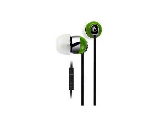 Creative HS-660i2 Mobile In-Ear Headset (Green)