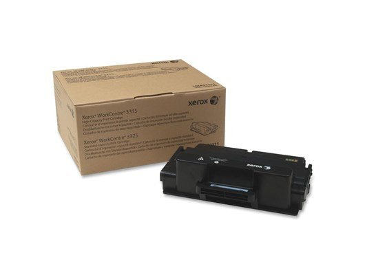 Xerox 106R02311 (Yield: 5,000 Pages) Black Toner Cartridge