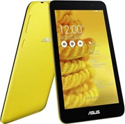 Asus MeMO Pad ME176CX (7 inch) Tablet PC Intel Atom (Z3745) 1.86GHz 1GB 16GB WLAN BT Webcam (Front/Rear) Android 4.4 (Yellow)