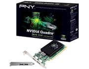 PNY Quadro NVS 310 512MB Pro Graphics Card