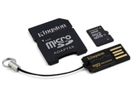 Kingston Mobility/Multi Kit 32GB Class 4