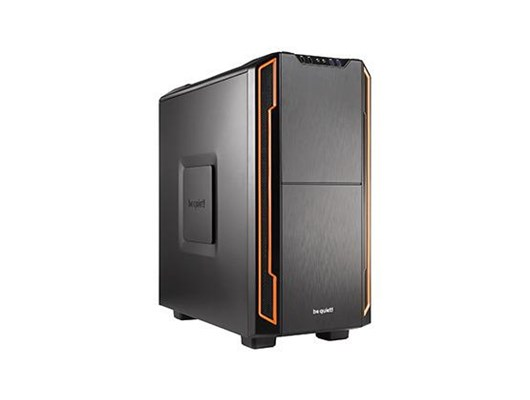 Be Quiet! Silent Base 600 Gaming Case - Black