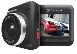 Transcend DrivePro 200 Car Video Recorder 16GB (Black)