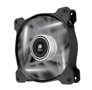 Corsair Air Series SP120 High Static Pressure Fan (120mm) with White LED (Single Pack)