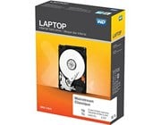 WD Laptop Mainstream Retail Kit 1TB 2.5 inch SATA 5400 RPM Hard Disk Drive (Internal)