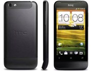 HTC One V Android Mobile Phone (Black)