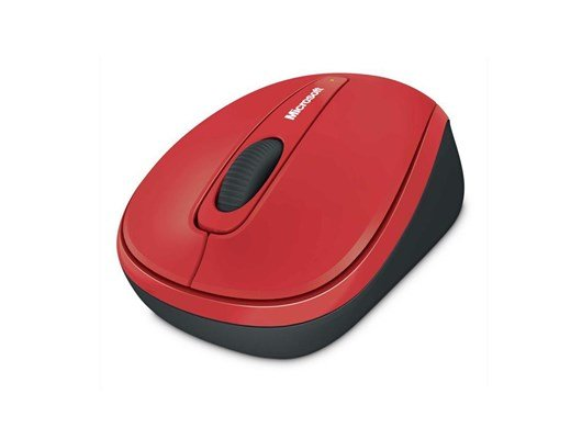 Microsoft Wireless Mobile BlueTrack Mouse 3500