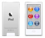 Apple iPod Nano (2.5 inch) Multi-Touch LCD Display 16GB FM-Radio Bluetooth (Silver)