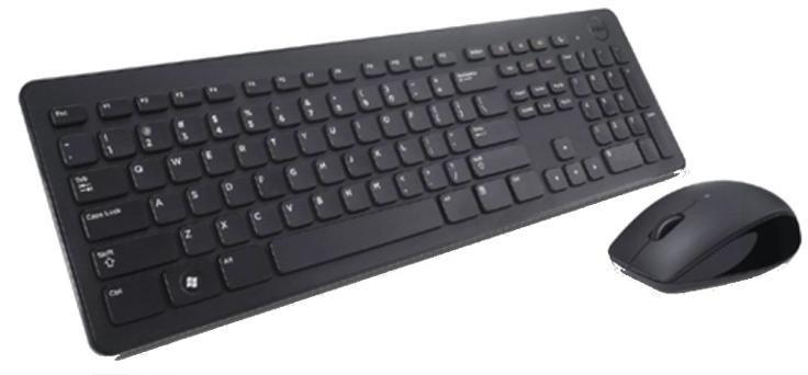 e556000487f Dell KM632 Wireless Keyboard and Mouse Set QWERTY (UK) - KM632 | CCL ...