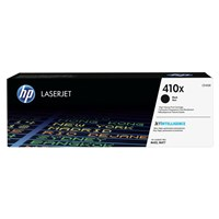 HP 410X (Yield: 6,500 Pages) High Yield Black Toner Cartridge