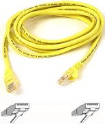 Belkin (5m) RJ45 Molded Cat 5e Snagless Molded Patch Cable