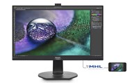 Philips Brilliance 27 inch LED IPS Monitor - 3840 x 2160, 5ms, HDMI