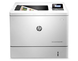 HP LaserJet Enterprise M553n (A4) Colour Laser Networked Printer 1GB 4-Line LCD 38ppm (Mono) 38ppm (Colour) 80,000 (MDC)