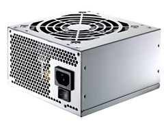 Cooler Master GX-Lite 500W Power Supply Unit Silver (UK)