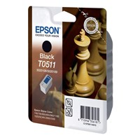 Epson T0511 Black Ink Cartridge