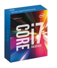 Intel Core i7 7700K 4.2GHz Quad Core (Socket 1151)
