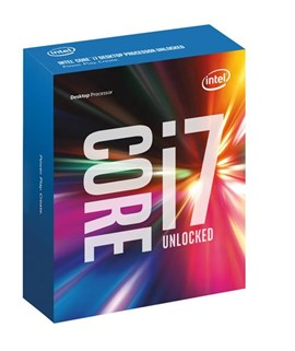 Intel 7th Generation Core i7 (7700K) 4.2GHz Processor 8MB L3 Cache 8 GT/s DMI3 (Boxed) *Open Box*