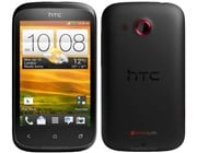 HTC Desire C Android Mobile Telephone with 3.5-inch Touch Screen (Black)