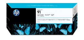 HP 91 Photo Ink Cartridge (775 ml) with Vivera Ink (Black)