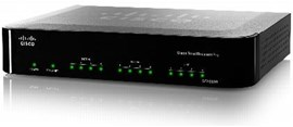 Cisco Linksys IP Telephony Gateway with 4 FXS and 4 FXO Ports