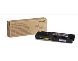 Xerox 106R02247 (Yield: 2,000 Pages) Yellow Toner Cartridge