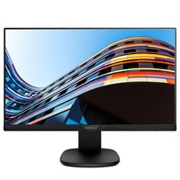 Philips 243S7EYMB 24 inch LED IPS Monitor - Full HD, 5ms, Speakers