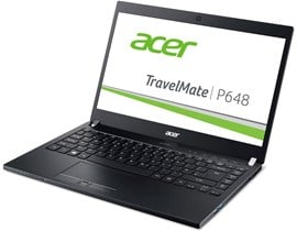 "Acer TravelMate P648-M-G2 14"" Core i5 Ultrabook"