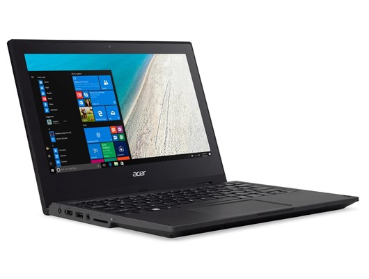 "Acer TravelMate B118-M 11.6"" 4GB Celeron Laptop"