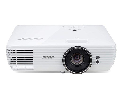 Acer Home Cinema M550 4K Ultra HD DLP Projector LAN 900,000:1 2900 Lumens 3840x2160 5.5kg (White)