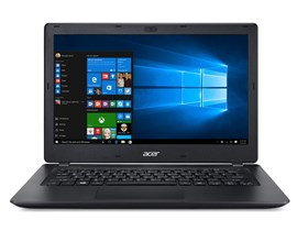 Acer TravelMate P238-G2-M (13.3 inch) Notebook PC Core i5 (7200U) 2.3GHz 8GB 256GB SSD WLAN BT Webcam Windows 10 Pro (HD Graphics 620)