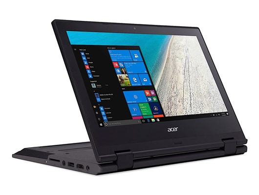"Acer TravelMate Spin B1 11.6"" Touch  4GB Celeron"