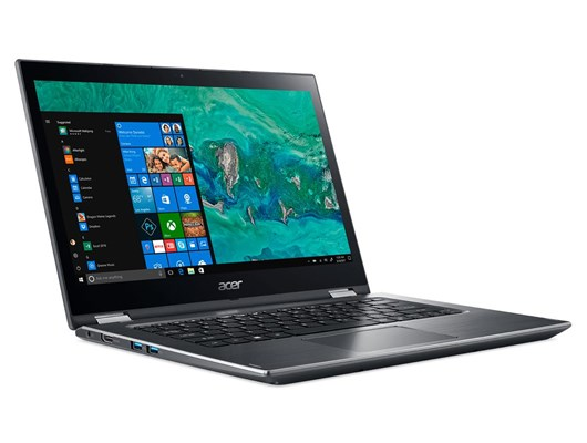 "Acer Spin 3 14"" Touch  Laptop/Tablet Convertible"