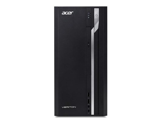 Acer Veriton Essential S ES2710G Business Tower PC Core i5 (7400) 3GHz 4GB 128GB SSD DVD-SM LAN Windows 10 Pro (HD Graphics 630)