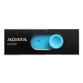 Adata UV220  64GB 1 x USB 2.0 Drive (Black)