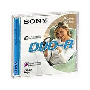 Sony DMR30A 8cm DVD-R Recordable Disc
