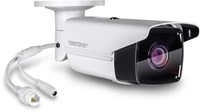 TRENDnet (5MP) IR Network Camera HD H.265 WDR PoE Enhanced Day/Night Indoor/Outdoor (White) V1.0R