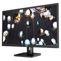 AOC 27E1H 27 inch LED IPS Monitor - IPS Panel, Full HD 1080p, 5ms