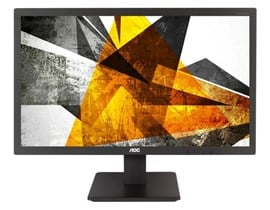 "AOC E2275SWQE 22"" Full HD LED Monitor"