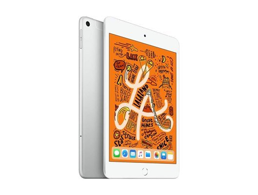 Apple iPad Mini 5 (7.9 inch) Tablet PC 256GB WiFi with Cellular iOS 12 (Silver)