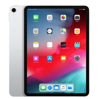 Apple iPad Pro (11 inch Multi-Touch) Tablet PC 64GB WiFi Bluetooth Camera Liquid Retina Display Face ID Apple Pay iOS12 (Silver)