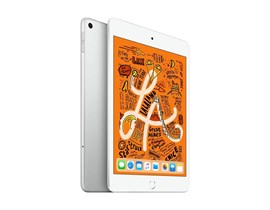 Apple iPad Mini 5 (7.9 inch) Tablet PC 64GB WiFi with Cellular iOS 12 (Silver)