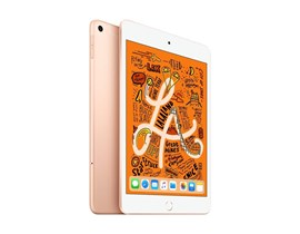 Apple iPad Mini 5 (7.9 inch) Tablet PC 64GB WiFi with Cellular iOS 12 (Gold)