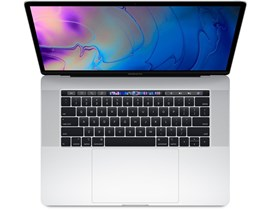 Apple MacBook Pro (15.4 inch) Notebook Core i7 (2.2GHz) 16GB 256GB SSD WLAN BT Webcam Touch Bar Mac OS Mojave (AMD Radeon Pro 555X/Intel UHD Graphics 630) Silver